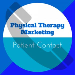 patient contact