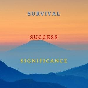 SURVIVAL SUCCESS