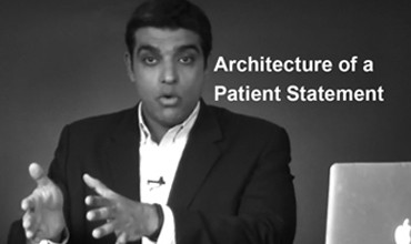 Architecture of a Patient Statement