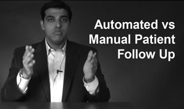 Automated vs Manual Patient Follow Up