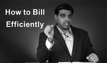 How to Bill Efficiently