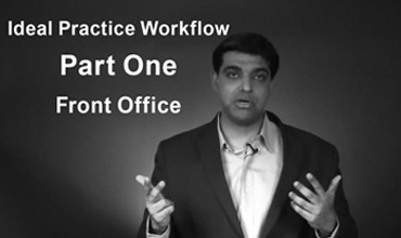 Ideal Practice Workflow Part One Front Office