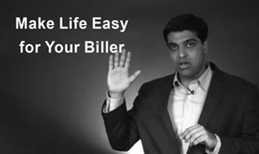 Make Life Easy for Your Biller