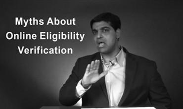 Myths About Online Eligibility Verification