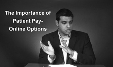 The Importance of Patient Pay-Online Options