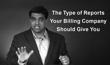 The Type of Reports Your Billing Company Should Give You