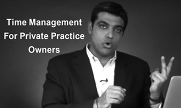 Time Management For Private Practice Owners