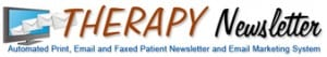 Therapy Newsletter