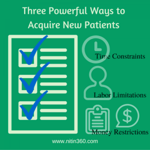 Acquire New Patients