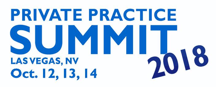 Private Practice Summit Event 2017